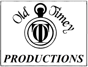 old timey productions Logo CLEAN Border